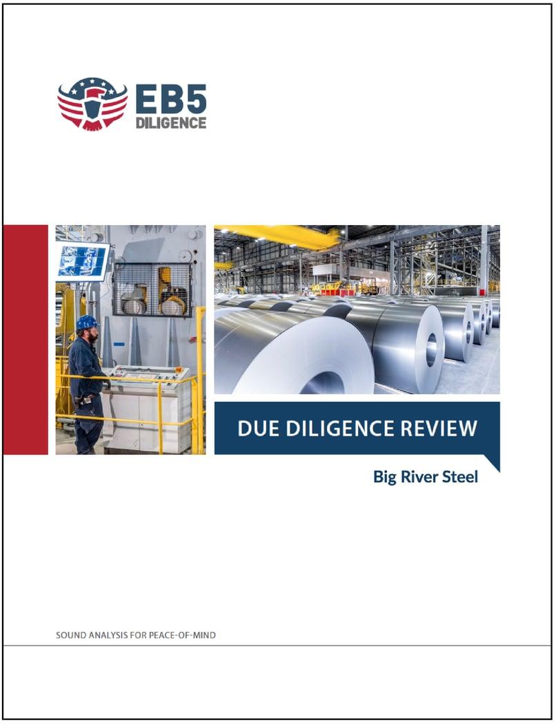 Big River Steel EB5 Projact