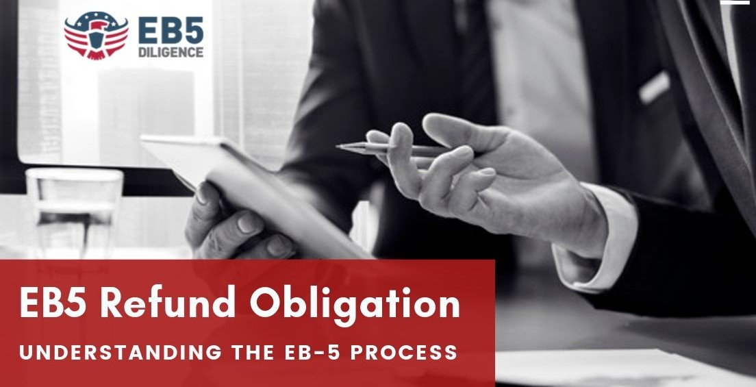 EB5 refund obligation